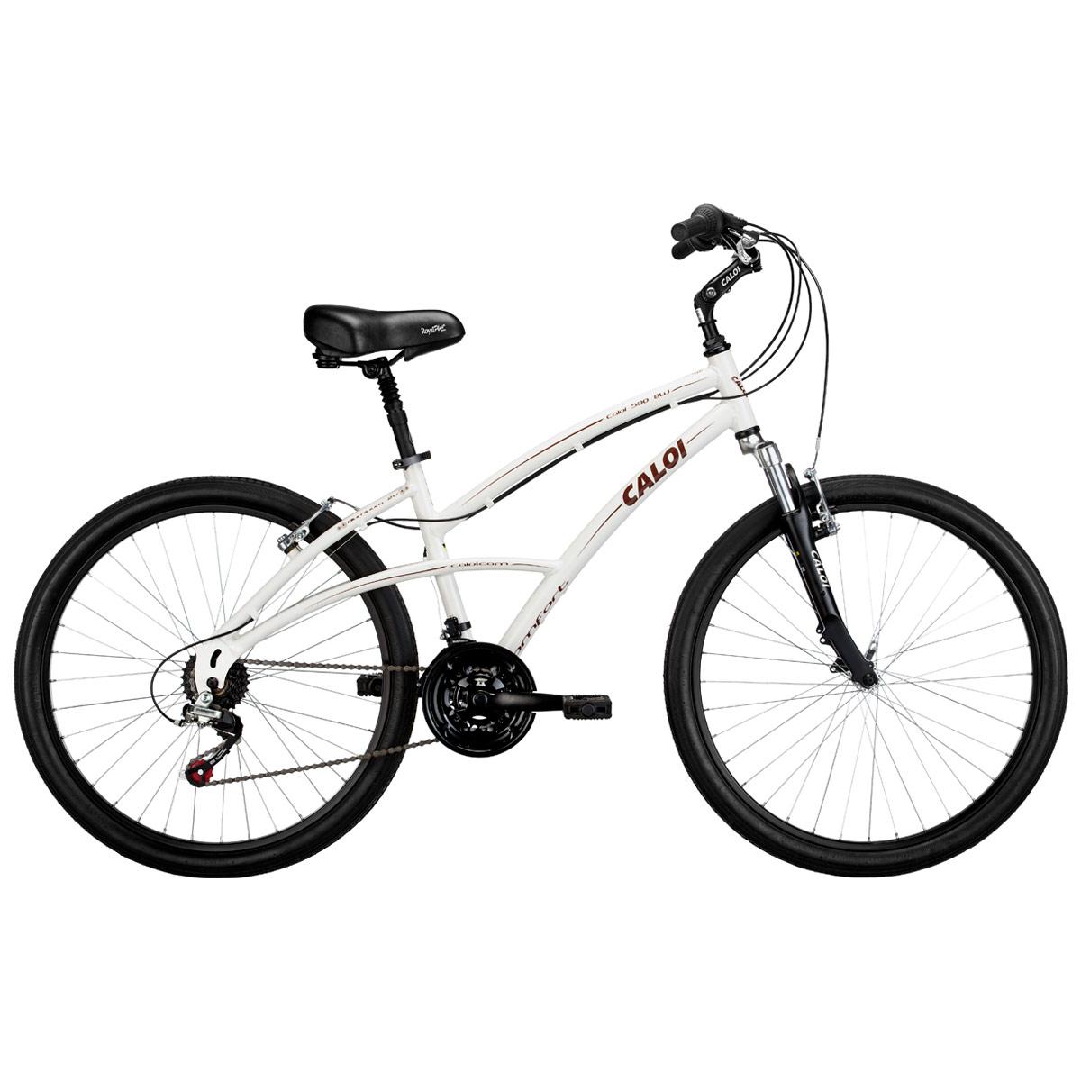 Bicicleta Caloi 500 Sport Aro 26 21 Marchas Aluminio