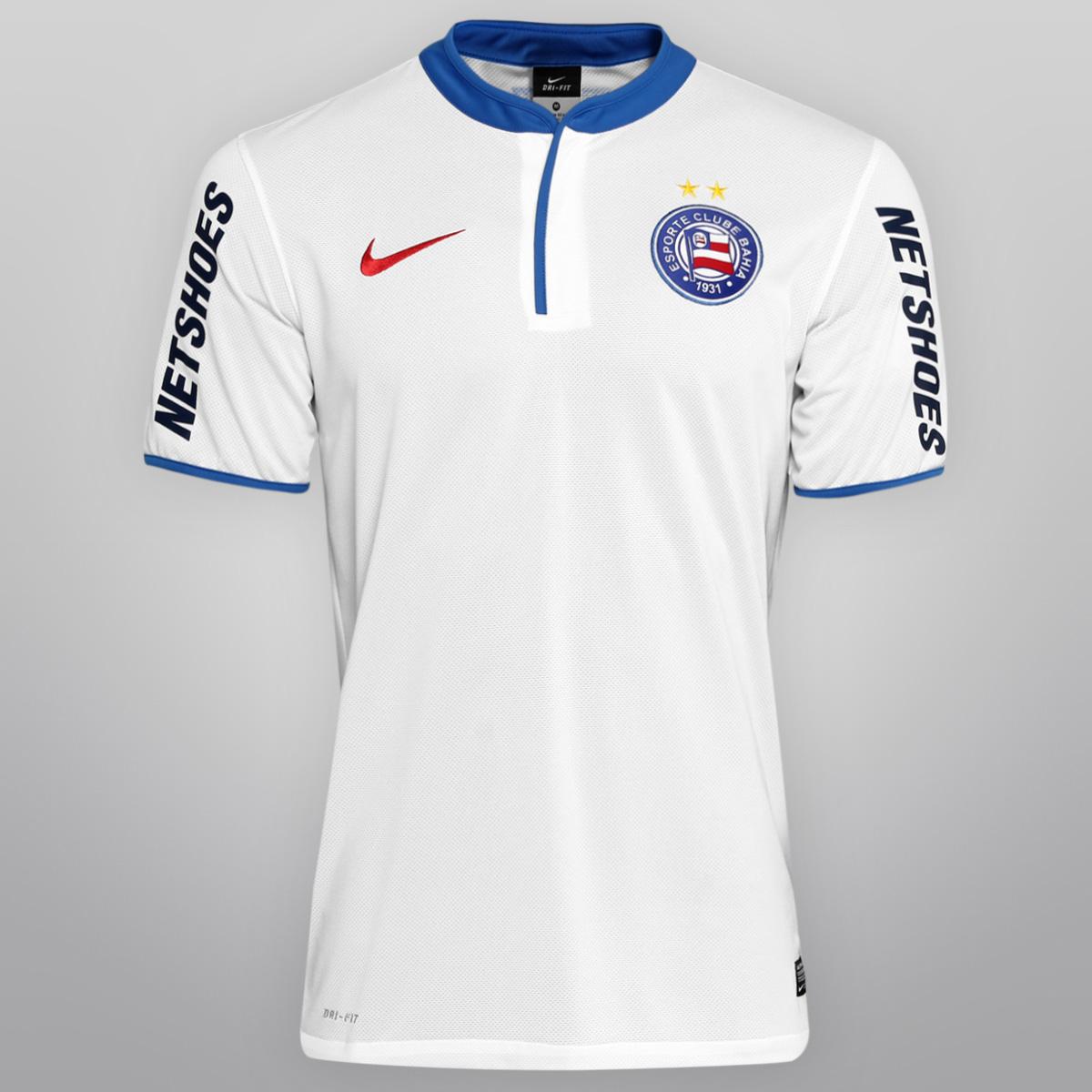 Camisa Nike Bahia I 13 14 S Nº