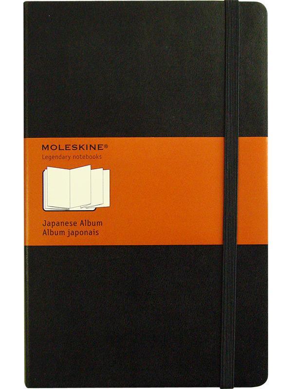 Caderno Classico Moleskine Notebook Capa Dura 13x21 Cm Large Preto