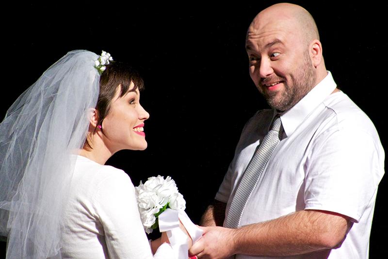 """Espetáculo """"Até que o Casamento Nos Separe"""" com 50% de desconto!"""