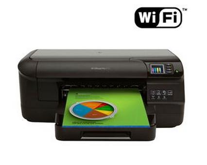 Impressora Jato de Tinta Hp Officejet Pro 8100 Wireless!