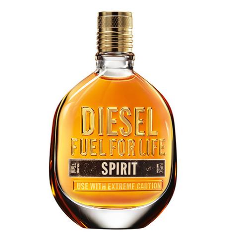 Diesel Fuel for Life Spirit Masculino Eau de Toilette 75ml!