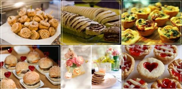 comida barata casamento 2