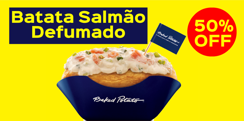 Novos Cupons de desconto Baked Potato