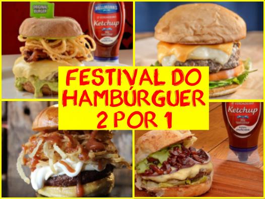Festival do Hambúrguer 2016