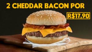 Cupom de desconto Big X Picanha - Cheddar Bacon
