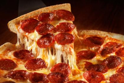 Hmmm! 20% de desconto em todo site da Pizzaria Ruberto's!