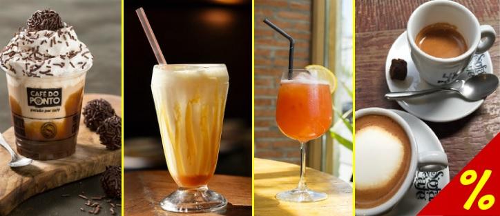 Cupons de desconto de bebidas na Cuponeria
