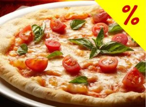Restaurante Floriano - Cupons de desconto rodízio de pizza