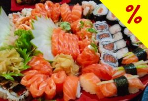 Nahamalho - Delicioso Rodízio Japonês com 37% de desconto – todos os dias