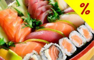 Yatta Sushi - Cupons de desconto para rodízio japonês