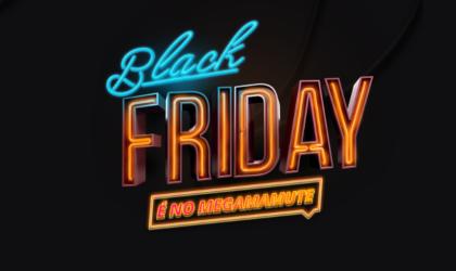 Black Friday Mega Mamute: Eletrônicos, Telefonia, Produtos para Casa e muito mais!