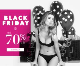 Black Friday: moda íntima com até 70% de desconto!