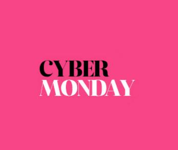 Cyber Monday: mais de 500 itens com até 70% de desconto!