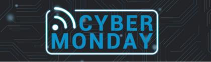 Cyber Monday: as melhores ofertas de tecnologia com preços de Black Friday!