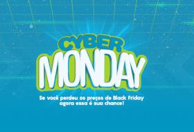 Cyber Monday: última chance para comprar produtos com preços de Black Friday!
