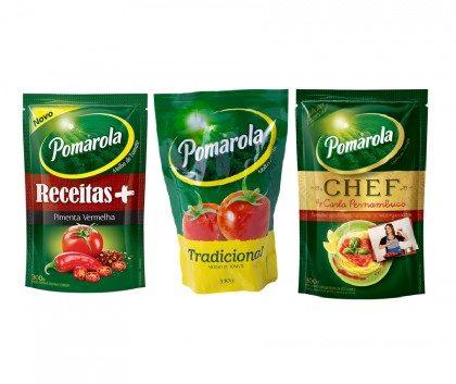 20% OFF: Molho de Tomate Pomarola! APENAS 16, 17 E 18/12