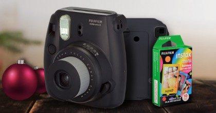 SÓ HOJE: Cupom de 10% de desconto extra em todo o site da Fujifilm!