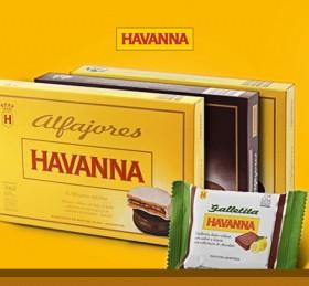 Combo Alfajor: Caixa com 6 Alfajores + 1 Galletita Chocolate