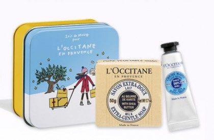 CUPOM: Leve 3 brindes por R$35 na compra de qualquer produto L'Occitane en Provence