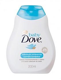 Condicionador Infantil Baby DOVE Hidratação Enriquecida e/ou Hidtratação Sensível 200ml!