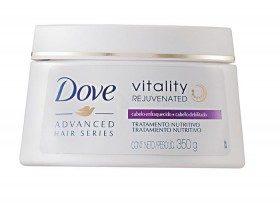 Creme de Tratamento Dove Advanced Hair Series 350g! Vários Tipos