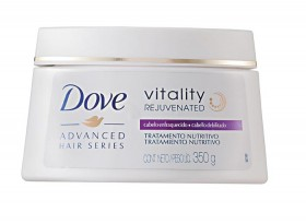 Creme de Tratamento Dove Advanced Hair Series 350g! Vários Tipos