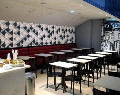 30% de desconto nos Cafés e Refrigerantes da Bombonière