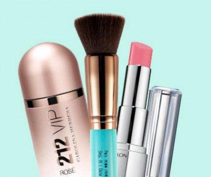 CUPOM: desconto progressivo de até R$50 no site The Beauty Box