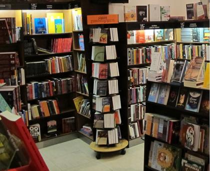 10% de desconto em toda a livraria do Reserva Cultural