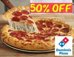 cupom de desconto pizza domino's