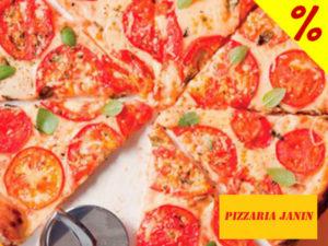 cupom de desconto pizza pizzaria janin
