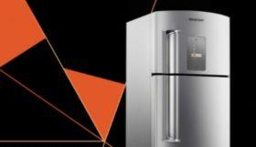 Cupom de R$100 OFF + Até 35% OFF em Refrigeradores BRASTEMP!