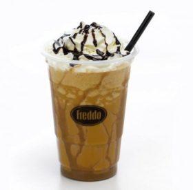 Cappuccino Doce de Leite Freddo com 25% de desconto!