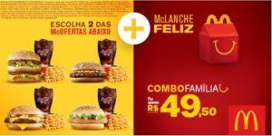 cupom de desconto fast food mcdonalds