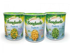 30% de desconto: Milho, Ervilha Fresca e Duento Bonduelle Suave 24x200g!