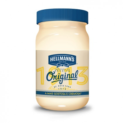 30% de desconto: Maionese HELLMANN'S Original 470g!