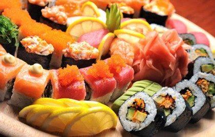 Rodízio Japonês Premium por R$ 59,90