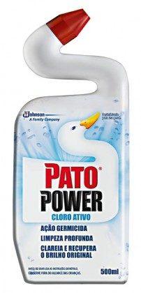 Limpador para Sanitário PATO Germinex 500ml! Vários tipos