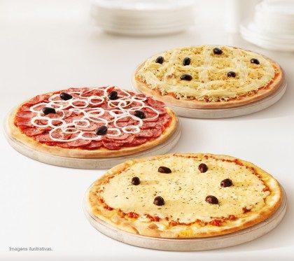 Compre 2 Pizzas e leve a terceira!