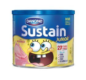 30% de desconto: Sustain Junior 350g Sabor Morango!