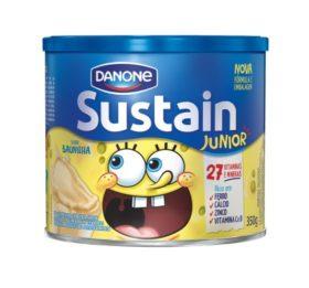 30% de desconto: Sustain Junior 350g Sabor Baunilha!