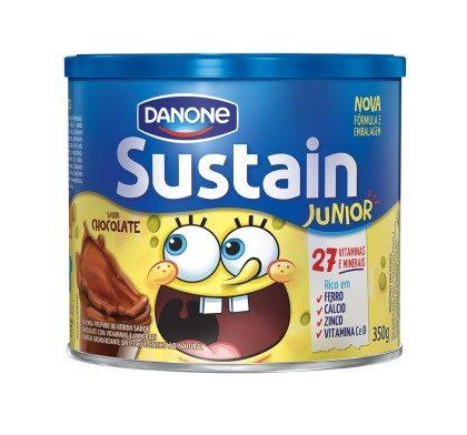 30% de desconto: Sustain Junior 350g Sabor Chocolate!