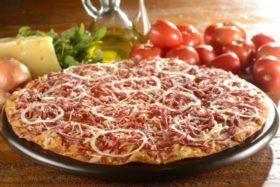 Compre 1 Pizza Salgada e Ganhe 1 Pizza Doce Pequena de Ovomaltine ou Palha Italiana