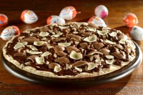 Segunda a Quinta: Pizzas Doces com 50% de desconto!