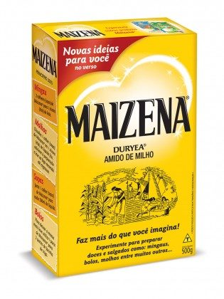 30% de desconto: Amido de Milho MAIZENA Caixa 500g!