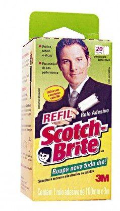 Refil para Rolo Adesivo SCOTH BRITE com 20 Folhas!