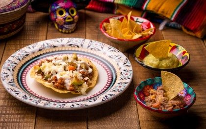 Rodízio Vegetariano completo no Mexicaníssimo!