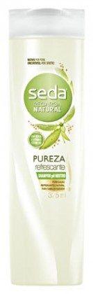 30% de desconto: Shampoo SEDA Pureza Refrescante 325ml!