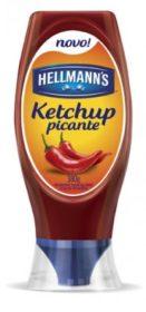 30% de desconto: Ketchup HELLMANN'S Picante Squeeze 380g!